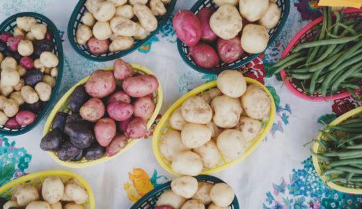 野菜の皮むきが一瞬でできるアイテムとは?野菜の皮むきグローブが超便利